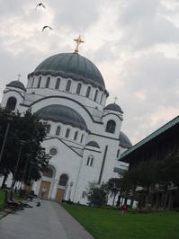 Saint Sabbas Church - Belgrade