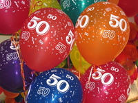 50th Balloons 2