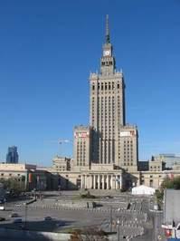 Warsaw's skyline 2