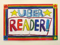 4th grade uber reader sign