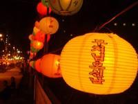 Budha Festival Lanterns 1