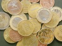 metalic euro's