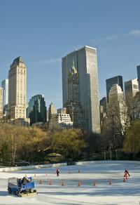 Central Park South Skyline