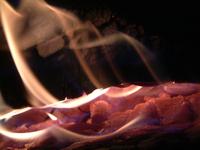 Fireplace - Fire Detail 1