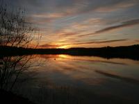 Spring sunset 3