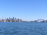 Sydney's Skyline, Australia