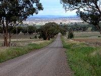 Loomberah Country Road