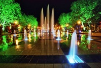 Mamaia Resort, city of Constan