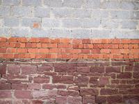 three kinds of bricks