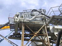 sand filtration machine 1