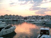 Puerto Banus Sunset 5