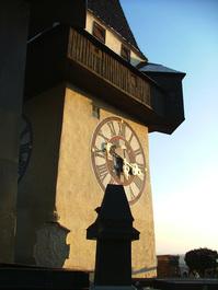 Uhrturm, Schlossberg, Graz 200