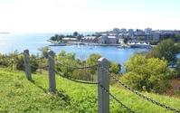 Kingston at Lake Ontario
