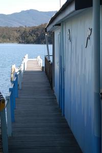 Quaterdeck pier