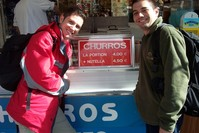 Churro spot