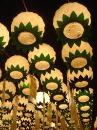 Budha Festival Lanterns 2