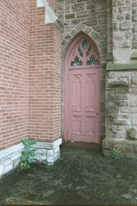 outside the church, ii