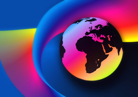 coloured world