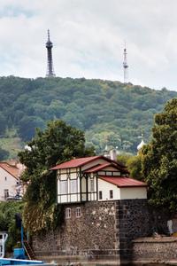 On the shore of Vltava 2