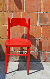 red chair district