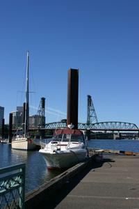 River Boats at the Dock