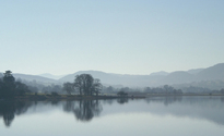 Lake Bala in Winter