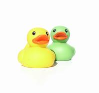 Pair o' duckies 2