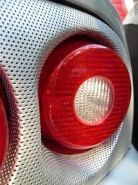 Ferrari Modena Tailight Macro