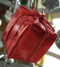 Red parcel