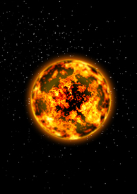 graphic sun