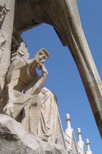Sagrada Familia Detail