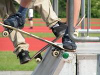 Skate session 1