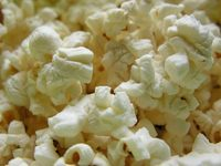 Popcorn - macro