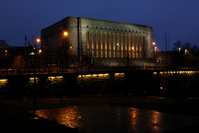 Helsinki by Night - House of Parlament