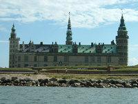 The Castle of Kronborg - Denma