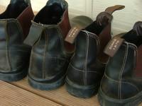 Boots on the Veranda