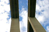 under highway bridge 2