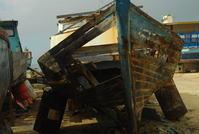 Barbados Fishing boat