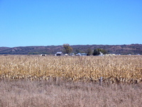 Prairie from I-29