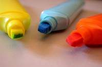 Three markers 1