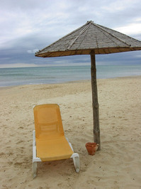 on the beach 02