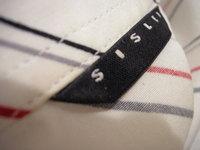 Macro of Sisley Shirt