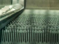 SF: Airport Escalators 01