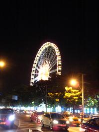 Bangkok ferris wheel 3