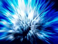 Blue Vortex 1