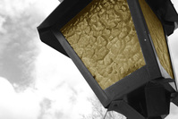 Lantern (photomontage)