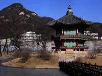 Oriental pavilion