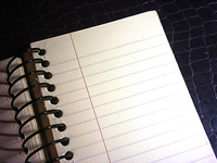 Caderno de Notas 3