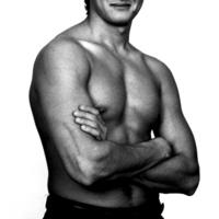 Model Ruslan Lensky