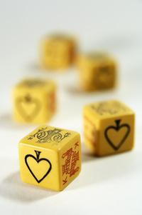 Spades or hearts? 3